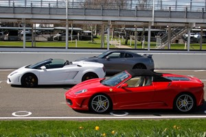 Click to view details and reviews for Triple Supercar Driving Thrill At Goodwood For One.