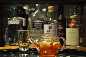 Buy Gin Afternoon Tea for Two at Metrodeco