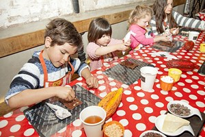 543e503bad7a Hotel Chocolat's Children's Chocolate Workshop for One