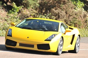 Lamborghini And Aston Martin Driving Thrill For One