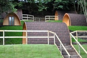 Two Night Stay In A Camping Pod At Marshbrook
