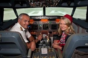 60 Minute Flight Simulator Experience