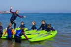 Kayaking Experience for Two Adults and Two Children at Colwyn Bay Watersports