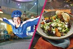 iFly Indoor Skydiving and Three Course Meal for Two at Zizzi - Special Offer