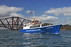 Blackness Castle and Three Bridges Cruise with Cream Tea for Two - Special Offer